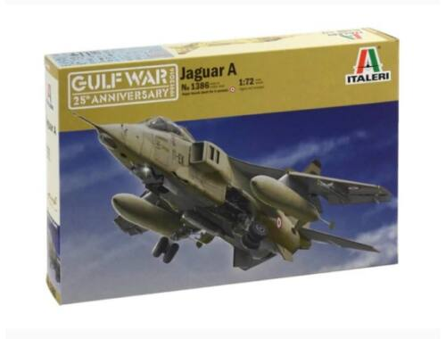 Italeri JAGUAR A Gulf War 1:72 (1386)