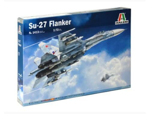 Italeri Su-27A Flanker 1:72 (1413)