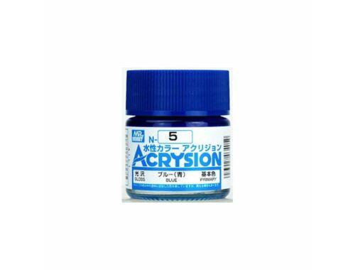 Mr.Hobby Acrysion N-005 Blue