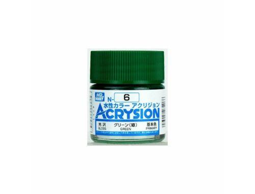 Mr.Hobby Acrysion N-006 Green