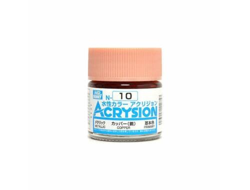 Mr.Hobby Acrysion N-010 Copper