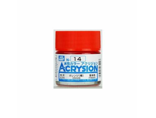 Mr.Hobby Acrysion N-014 Orange