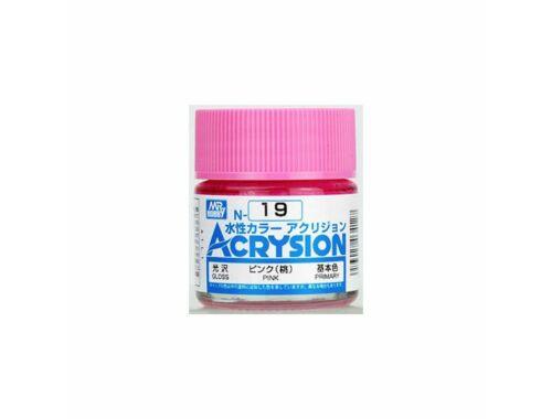 Mr.Hobby Acrysion N-019 Pink