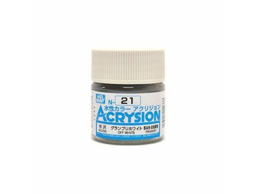 Mr.Hobby Acrysion N-021 Off White