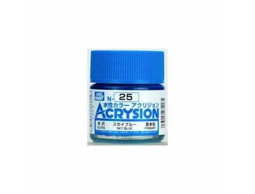 Mr.Hobby Acrysion N-025 Sky Blue