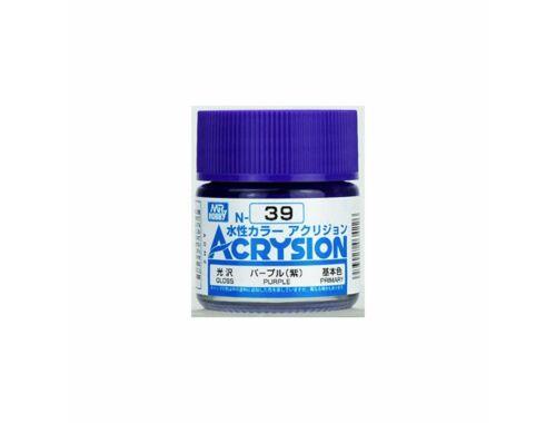 Mr.Hobby Acrysion N-039 Purple
