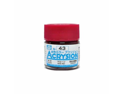 Mr.Hobby Acrysion N-043 Russet