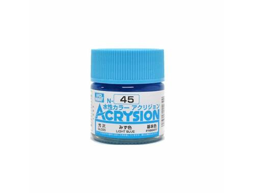 Mr.Hobby Acrysion N-045 Light Blue