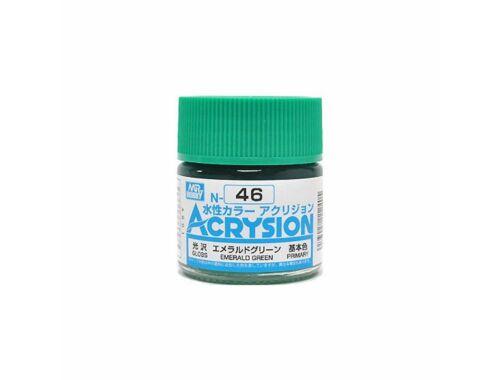 Mr.Hobby Acrysion N-046 Emerald Green