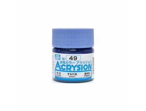 Mr.Hobby Acrysion N-049 Violet