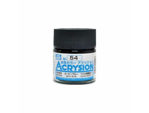 Mr.Hobby Acrysion N-054 Navy Blue