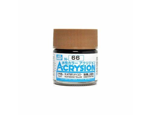 Mr.Hobby Acrysion N-066 RLM79 Sand Yellow