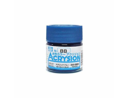 Mr.Hobby Acrysion N-088 Metallic Blue