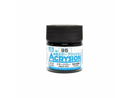 Mr.Hobby Acrysion N-095 Smoke Gray
