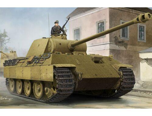 Hobby Boss German Sd.Kfz.171 Ausf A w/Zimmerit 1:35 (84506)