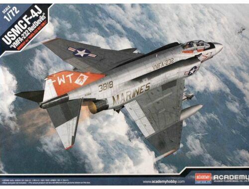 Academy USMC F-4J VMFA-232 Red Devils 1:72 (12556)