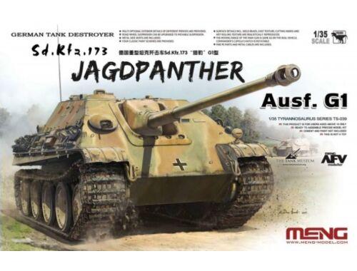 Meng Sd.kfz.173 Jagdpanther Ausf.G1 1:35 (TS-039)