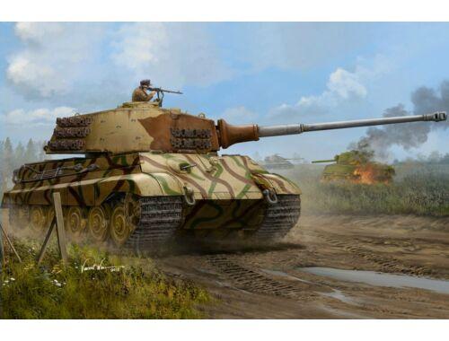 Hobby Boss Sd.kfz.182 Tiger II (Henschel July 1945) 1:35 (84533)