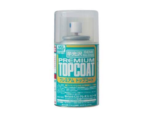 Mr.Hobby Mr.Premium Top Coat Semi-Gloss Spray B-602
