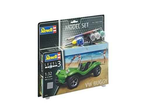 Revell Model Set VW Buggy 1:32 (67682)