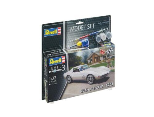 Revell Model Set Corvette C3 1:32 (67684)