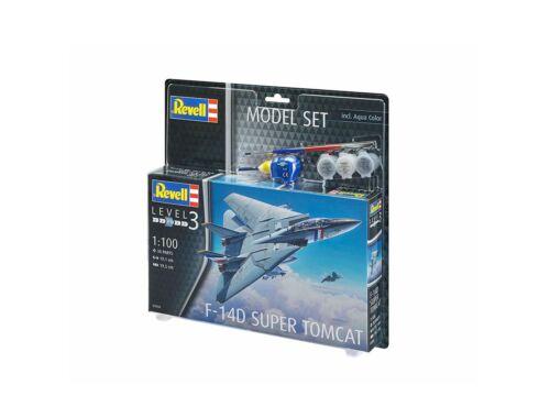 Revell Model Set F-14D Super Tomcat 1:144 (63950)