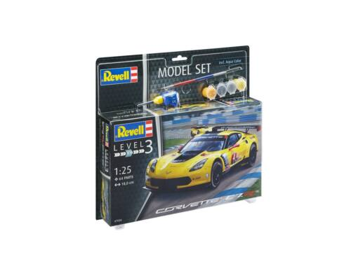 Revell Model Set Corvette C7.R 1:25 (67036)