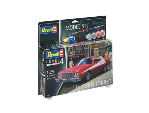 Revell Model Set '76 Ford Torino 1:25 (67038)