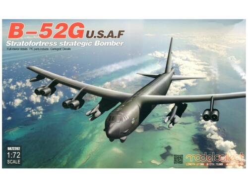 Modelcollect B-52G Stratofortress Strategic Bomber 1:72 (UA72202)