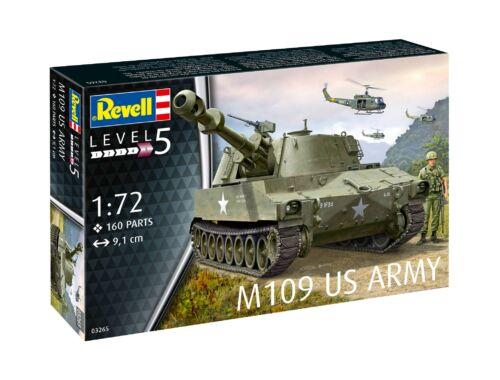 Revell M109 (USA) 1:72 (3265)