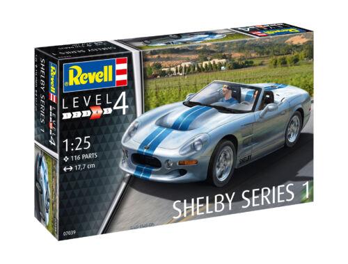 Revell Shelby Series I 1:25 (7039)