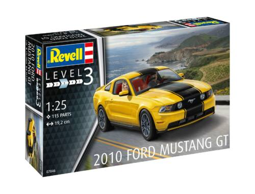 Revell 2010 Ford Mustang GT 1:25 (7046)