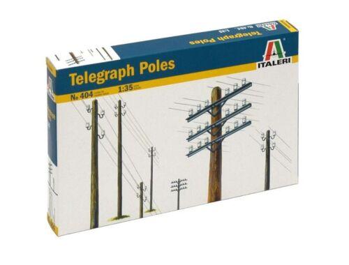 Italeri Telegraph Poles 1:35 (0404)