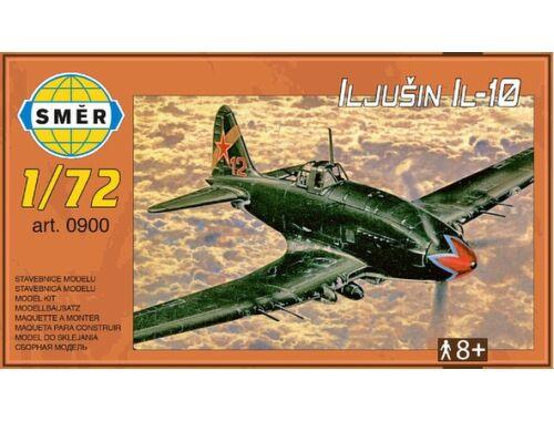 Smer IL-10/Avia B-33 1:72 (0900)