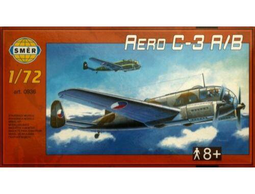 Smer AERO C-3 A/B 1:72 (0936)