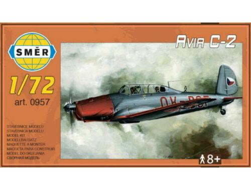 Smer AVIA C-2 1:72 (0957)