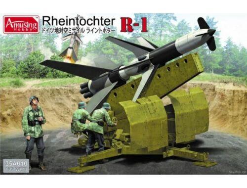 Amusing H. Rheintochter R-1 AA Missiles 1:35 (35A010)