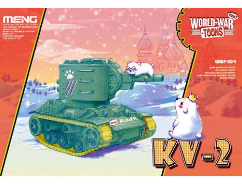 Meng KV-2 WW Toons Model Pinky (WWP-004)