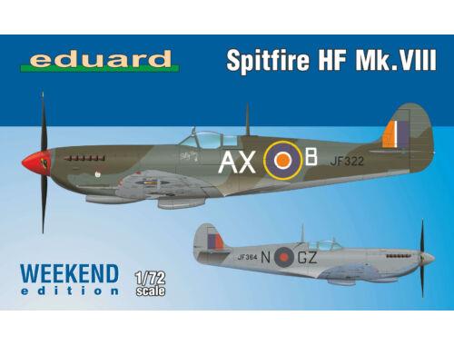 Eduard Spitfire HF Mk.VIII WEEKEND edition 1:72 (7449)