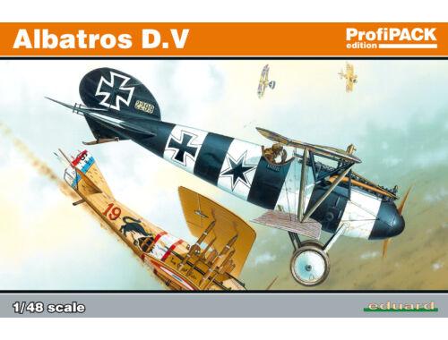 Eduard Albatros D.V ProfiPACK 1:48 (8113)