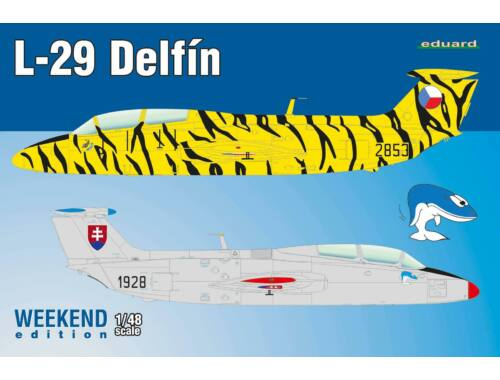Eduard L-29 Delfín WEEKEND edition 1:48 (8464)