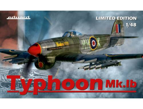 Eduard Typhoon Mk.Ib LIMITED EDITION 1:48 (11117)