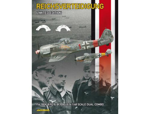 Eduard Reichsverteidigung LIMITED EDITION 1:48 (11119)