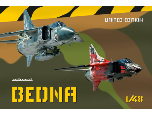 Eduard Bedna LIMITED EDITION 1:48 (11120)