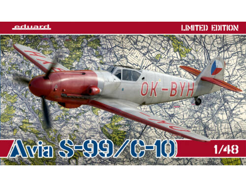 Eduard Avia S-99 / C-10 LIMITED EDITION 1:48 (11122)