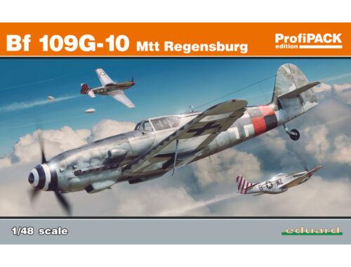 Eduard Bf 109G-10 Mtt Regensburg ProfiPACK 1:48 (82119)
