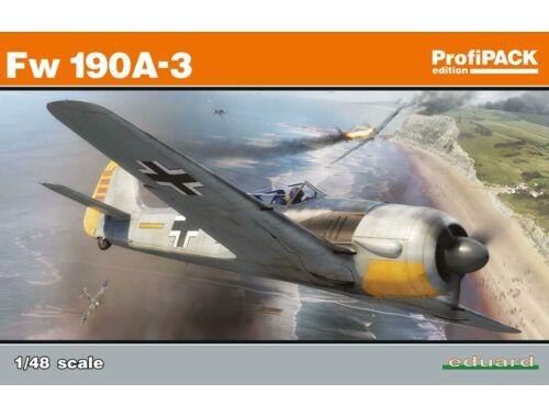 Eduard Fw 190A-3 ProfiPACK 1:48 (82144)