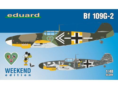 Eduard Bf 109G-2 WEEKEND edition 1:48 (84148)
