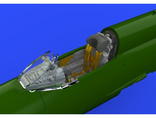 Eduard MiG-21MF Fighter Bomber cockpit for EDUARD 1:72 (672179)