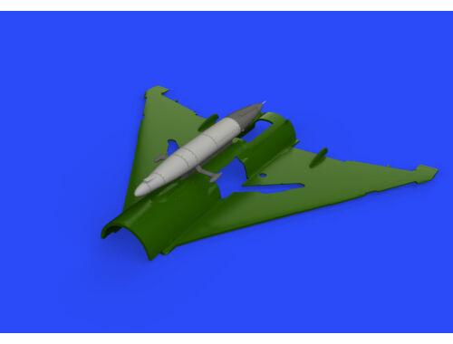 Eduard SPS-141 ECM pod for MiG-21 for EDUARD 1:72 (672195)